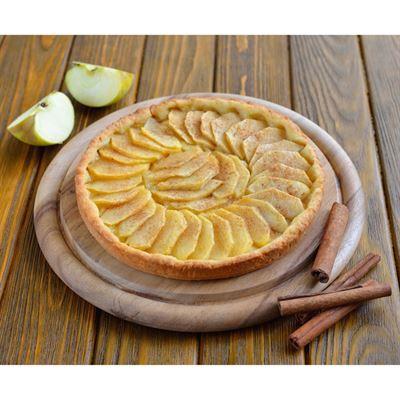 תמונה של פאי תפוחים צרפתי